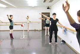 大人のバレエ初中級